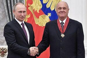 کرونا جان کارگردان روسی برنده اسکار را گرفت/ ولادیمیر پوتین تسلیت گفت