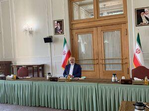 اجلاس گفتوگوهای بین الافغانی با حضور ظریف