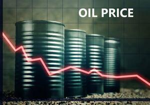 ادامه کاهش قیمت جهانی نفت