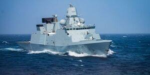 روسیه: تحرکات ناو اسپانیا در دریای سیاه را زیر نظر داریم