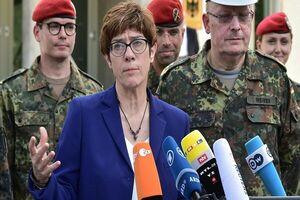 برلین خواستار گفتگوی جدی با روسیه درباره اختلافات فیمابین است