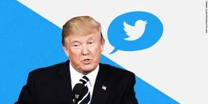 ترامپ از مدیران عامل فیسبوک و توییتر شکایت میکند