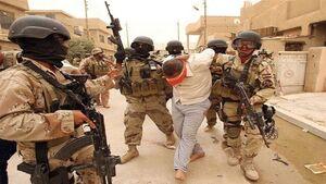 دستگیری تروریست داعشی عامل کشتار غیرنظامیان در دیاله عراق