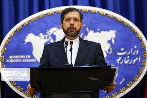 واکنش تهران به بیانیه وزاری خارجه کشورهای انگلیس، فرانسه و آلمان