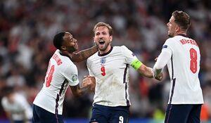 فیلم/خلاصه بازی انگلیس ۲ - دانمارک یک