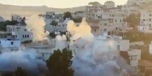 صهیونیستها، خانه اسیر فلسطینی را منفجر کردند+فیلم