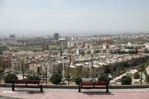 کاهش نسبی دمای تهران طی روزهای آینده