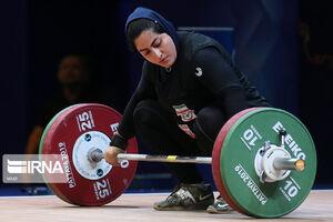 مخالفت با حضور بانوی وزنهبردار ایرانی در المپیک توکیو