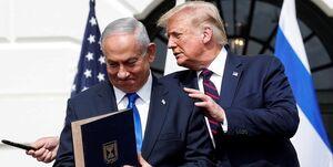 ترامپ: نتانیاهو با تبریک پیروزی بایدن، به من خیانت کرد