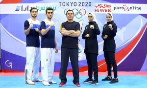 اولین حریف تیمی تکواندو ایران در المپیک توکیو