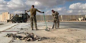ممانعت نیروهای آمریکایی از ورود گروه ارزیاب خسارت به پایگاه «عین الاسد»