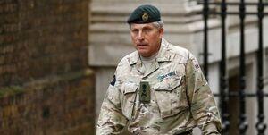 ادعای فرمانده انگلیسی: خروج ما ممکن است به جنگ داخلی در افغانستان منجر شود