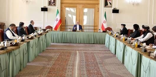 انتشاربیانیه پایانی مذاکرات بینالافغانی در تهران