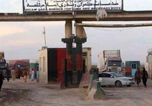 تجار ایرانی از ارسال کالا به مرز دوغارون خودداری کنند