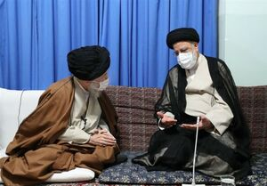 رئیسجمهور منتخب با آیتالله علوی گرگانی دیدار کرد +عکس