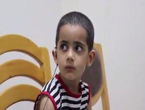 فیلم/ لحظه دیدنی به دست آمدن شنوایی کودک سه ساله