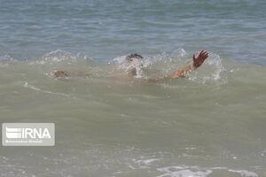 بانوی گردشگر در ساحل قشم غرق شد