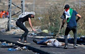 ۵۶ فلسطینی در درگیری با نظامیان رژیم صهیونیستی زخمی شدند