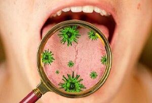 کروناویروس در غدد بزاق دهان تکثیر میشود