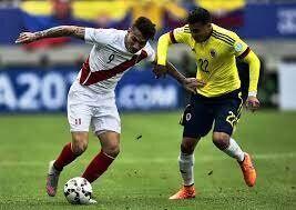 کلمبیا برنده دیدار رده بندی کوپا آمه ریکا