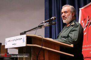 سردار فدوی: سپاه با ظرفیت حداکثری پشتیبان دولت رئیسی است