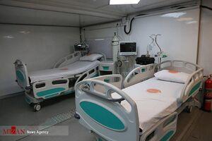 استقرار ۳ بیمارستان صحرایی نیروی زمینی سپاه در سیستان و بلوچستان