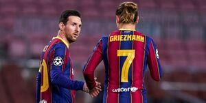 تماس گواردیولا با ستاره بارسلونا