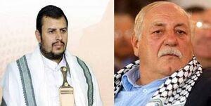 جبهه خلق برای آزادی فلسطین: یمن در قلب محور مقاومت جای دارد