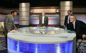 سقوط احمدی نژاد از رذالت اهالی فتنه کم نمیکنه!