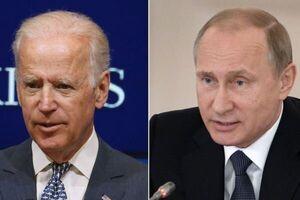 تاکید پوتین و بایدن بر لزوم همکاری دوجانبه در سوریه