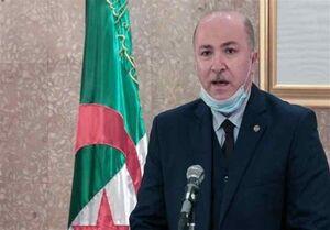 نخست وزیر الجزایر نیامده کرونا گرفت