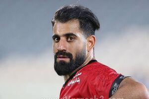حسین کنعانی در رد خون! +عکس