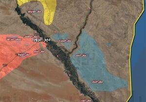 حمله راکتی به پایگاه اشغالگران آمریکایی در سوریه/پنتاگون تایید کرد