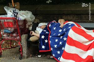 خانه رویایی یک بی خانمان آمریکایی+ عکس