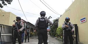 کشته شدن ۲ فرد مرتبط با داعش در عملیات نیروهای امنیتی اندونزی