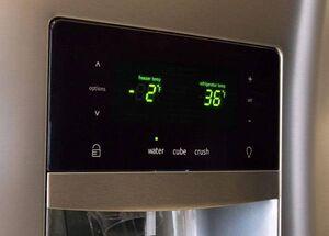 درجه یخچال باید چند درجه باشه؟