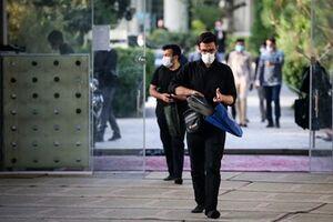 عکس/ عزاداری شهادت امام جواد(ع) در دانشگاه تهران
