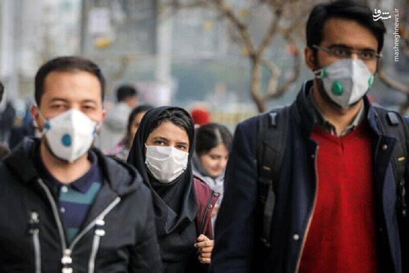 عکس/ آخرین وضعیت کرونا در ایران