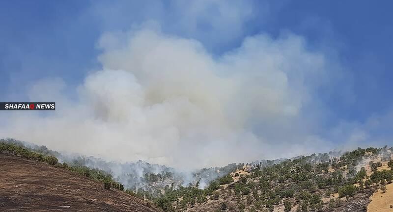 حمله هوایی ترکیه علیه مواضع «پکک» دراستان دهوک