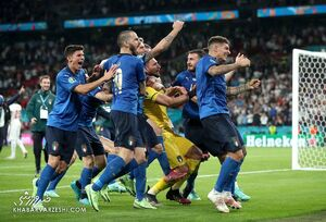 نکته ویژه قهرمانی ایتالیا در یورو/ دومین قهرمان پنالتیها
