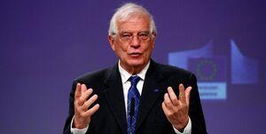 بورل: در قبال ایران موضعی متوازن، شامل فشار و همکاری داریم