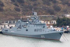 مانور نظامی روسیه در دریای سیاه برگزار شد