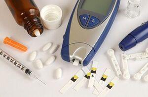 درمان کبد چرب و دیابت با یک نشان!