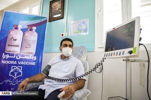 کارآزمایی بالینی واکسن «نورا»