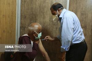 عکس/ واکسیناسیون عمومی کوو برکت در شیراز