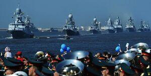 مسکو از حضور ایران در رژه بزرگ دریایی روسیه خبر داد