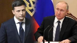 کرملین: پوتین آماده ملاقات با رئیس جمهور اوکراین است