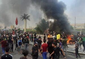 مردم ناصریه خواستار مشخص شدن عوامل آتش سوزی شدند