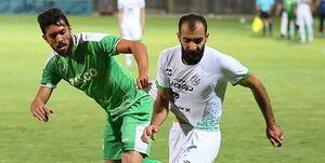پیروزی یک نیمهای و پرگل ذوب آهن مقابل نفت مسجدسلیمان