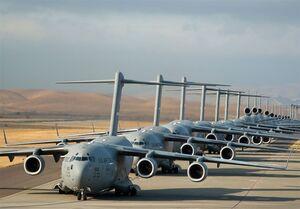 جزئیات تازه از روند خروج آمریکا؛ چه مقدار بار از افغانستان خارج شده است؟